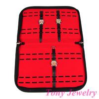 Free Shipping Watch Display Tray Bag For 20 Pcs TVA-RYC-388