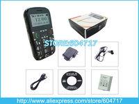GPS tracker phone Quad band FREE web-based GPS tracking system Russian 8 language GPS tracking senior phone PT503 Free shippping