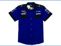F1 Team clothes,SUZUKI Men's shirtracing suit,racing apparel,oem process,