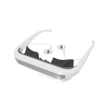72 Inch video glasses for ipad ,iphone,ipod with dhl free shipping