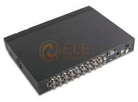 16 channel H.264 Network Security CCTV DVR,16CH BNC input/BNC Output/VGA output,3G function h 264 standalone
