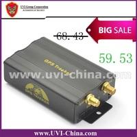 VT 103 Vehicle/Car GPS tracker Car Alarm GPS 103 Quadband cut off fuel web-based GPS tracking system