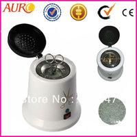 Free Shipping + 100% guarantee!! portable hot temperature sterilizer for salon, tool sterilizer, scissors sterilizer