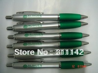 Guaranteed 100%/1000pcs FREE SHIPPING craze hot/promotional pen imprinted