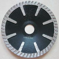 "5""/125mm circular saw blade(continous rim turbo segment)"