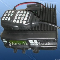 Free shipping +professional mobile car radio  Icom IC V_8000