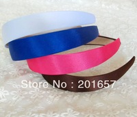 new arrival freeshipping wholesale santi ribbon headwear 2.6cm hairband fashion accessories12pc/lot