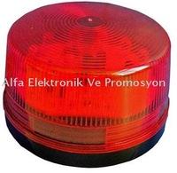 Strobe LED Strobe Light(DC12/24VDC) free shipping 10set/Lot