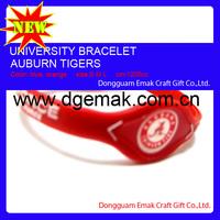 NCAA Power Force Bracelet,ALABAMA CRIMSON-TIDE