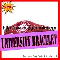 Fashion usa alabama power force bracelet,CRIMSON-TIDE