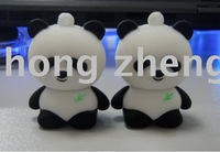 1pcs free dropshipping panda U USB flash disk 4G 8GB Flash Memory Drive U-Disk