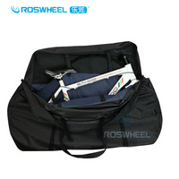 "ROSWHEEL Folding Bicycle Cycle Storage Bag Bike Carry Bag For 26"" Bicycle Mountain Bike MTB SIZE121 x 85 x20cm"