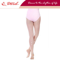 Dttrol Adult Footed dance ballet tights with waist band and gusset (D004819)