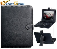 8 inch Tablet PC Keyboard Leather Case