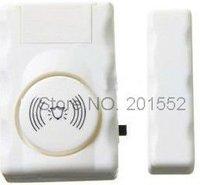 wholesale free shipping MC06-1 Door magnetic sensor alarm,Wireless Home Security Window Door Entry Alarm RV Burglar Alarm