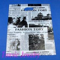 Free Shipping 100 High Quality Plastic Shopping Gift Retail Bag Newspaper 50X40cm