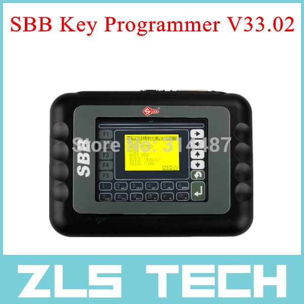 2014 Latest OBD2 Key Programmer New SBB Key Programmer V33 2011 Version Free Shipping(China (Mainland))