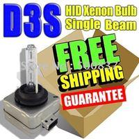free shipping hid CAR LIGHT project lens bulb D3S hid xenon bulbs car lamp