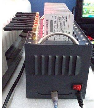 gsm modem pool for siemens module 8ports GSM gateway Quad band 25% shipment off