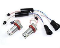 6W LED Angel Eyes Marker Upgrade Bulbs H8 Kit for BMW X5 E70 E92 E93