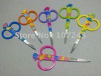 """Free Shipping""--,20 pcs/pack,personal care scissor in tropical fish,manicure scissor,eyebrow scissor"