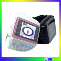 Free shipping VE77 watch mobile phone1.33 inch touch screen Quadband Bluetooth Dual sim