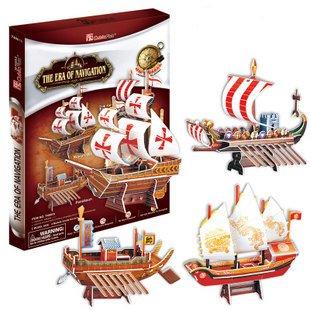 го Кэндис! 3D игрушки cubicfun 3d
