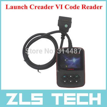 Launch Creader VI OBDII EOBD Code Reader Car Diagnostic Tool Fast Shipping