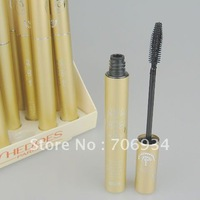 24pcs/box 8ml Curl Mascara 3IN1 Extra Long Lasting Thick Black Full-Bodied Volume Mascara 8050