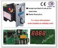 [CH] [Zinc alloy]KAI-638 arcade CPU coin selector with USB timer board