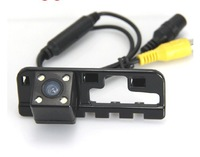 Factory selling 4 led Special Car Rear View Reverse backup rearview parking Camera for HONDA CIVIC 2006 2007 2008 2009