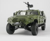 1 pcs /lot 1:18 CHINA DFM Mengshi Military vehicles Die-cast Car model  (New arrival)