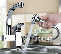 New style 360 Degree Swivel Spout Tap Kitchen Sink   DN57