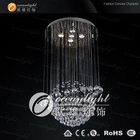 chandeliers ceiling lamp, globle-shaped OWC3217 Dia50cm H80cm