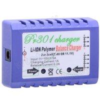 RX301 2-3 7.4V 11.1V Cells LiPo Battery Charger   10127