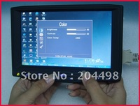 HDMI Input  Touch 7 inch TFT LCD Monitor  Free Shipping