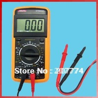 Digital Voltmeter Ammeter Ohm Test Meter Multimeter DT9205A New + Free Shipping