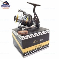 fishing reel 9+1 Ball bearing 2011 NEW spinning reels 5.2:1 fishing tackle tools P300  wholesale price