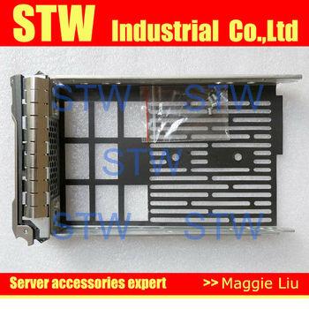"""F238F 0F238F G302D X968D 3.5"""" SAS/SATA hard disk drive Caddy Tray forDell R310 R410 R510 R610 R710 T610 T710 server"""