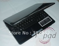 "10.2"" D2500 laptop Dual Core 2GB memory Notebook-multinational language Russian keyboard + Russian system"
