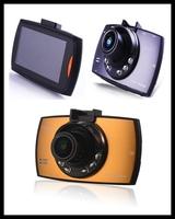 "G30 2.7"" LCD 1080P Full HD Car DVR Dash Camera Recorder G-sensor Novatak big Angle 6 IR Night vision"