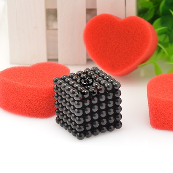 Neo Cube Size: 5mm 216pcs/set+metal box Buckyballs Neocube Color:blue/red/green/pure black/orange/purple/white Etc