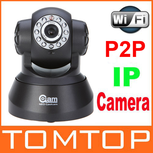 Promotion!!! Wireless WIFI IP Camera IR LED 2-Way Audio Nightvision CCTV camera ,freeshipping,dropshipping wholesale(China (Mainland))
