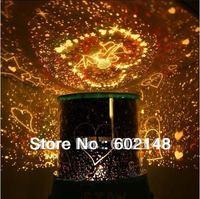 Free Shipping Hot Sales1Pcs/lot Wholesale And Retail LED Night Light Star Beauty Amazing Led Star Light