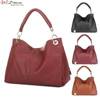 100% Guaranteed, Free Shipping,Simple designer genuine leather ladies handbags size:38.0*19.0*27.0cm [DUDU] 1210004601
