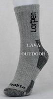 Winter Thick Sports Socks (Lorpen Trekking) - Trekking Socks,Low Price,Hihg Quality,Coolmax,Lycra,Drop Shipping,Free Shipping