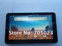 Free shipping New arrival 7 inch Android GPS support Digital TV DVB-T/ISDB-T function with map