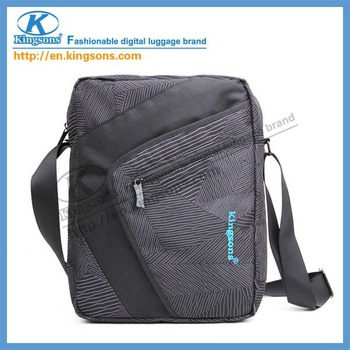 "Kingsons Nylon Laptop Messenger Bags 12.1"" KS3005W"