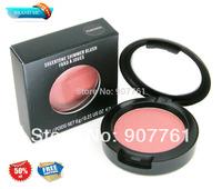 1PCs Best sell Brand MC Face Makeup blush, Sheertone Shimmer blusher, pwoder blush 6G 24 different color drop ship free shipping