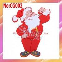 Free shipping Wholesale Gift USB Drive,Capacity 1GB 2GB 4GB 8GB 16G/ 32GB/64GB Plastic Christmas  Fast Shipping #CG002